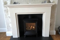 Chesterfield-Stove