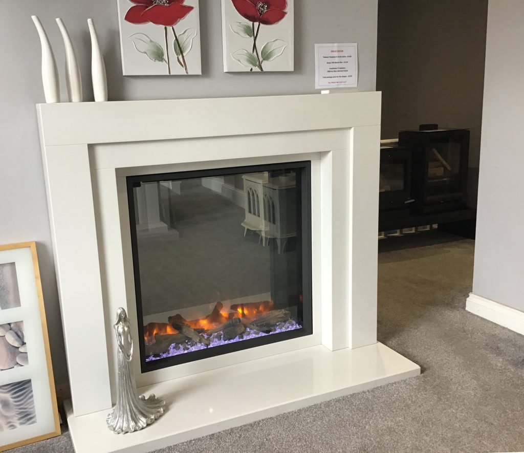 Premier Fireplaces Cardiff The Electric Paloma