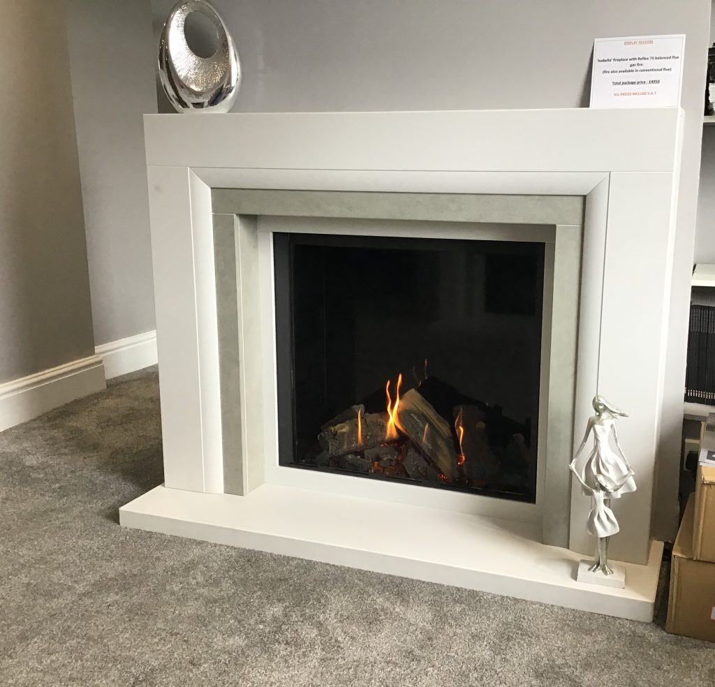Premier Fireplaces Cardiff The Isobella