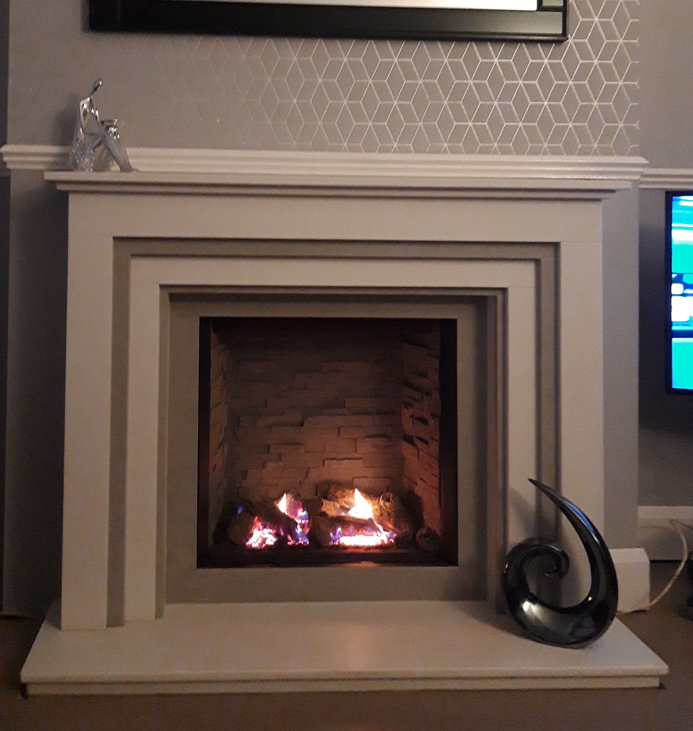 Premier fireplaces Own Designs